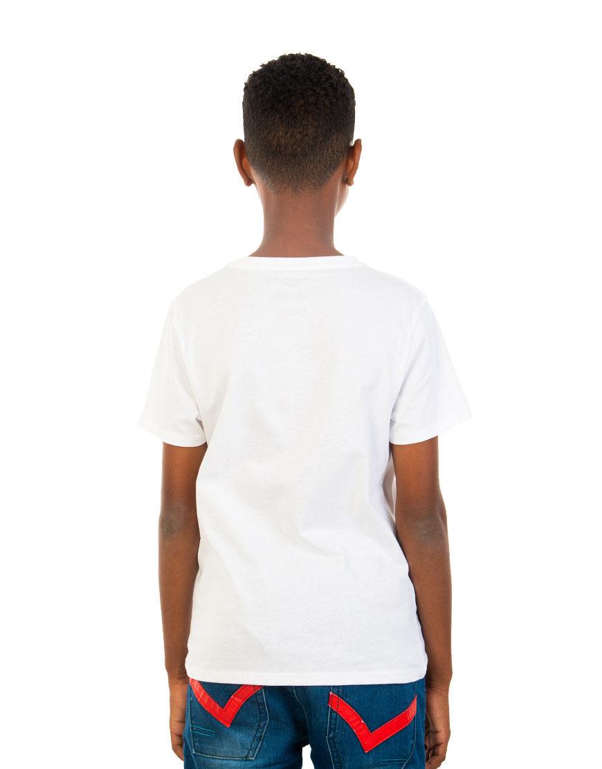 unisex tweens t shirt boy back