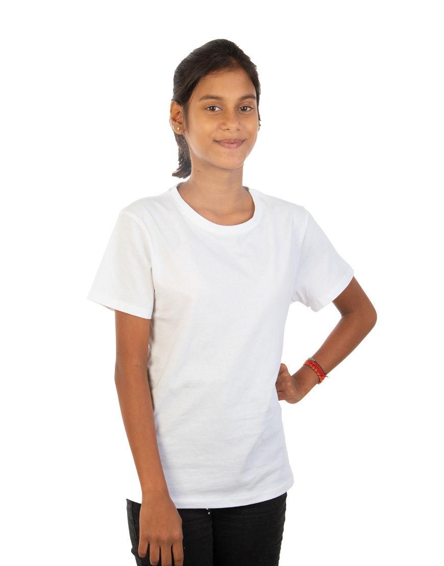 unisex tweens t shirt girl