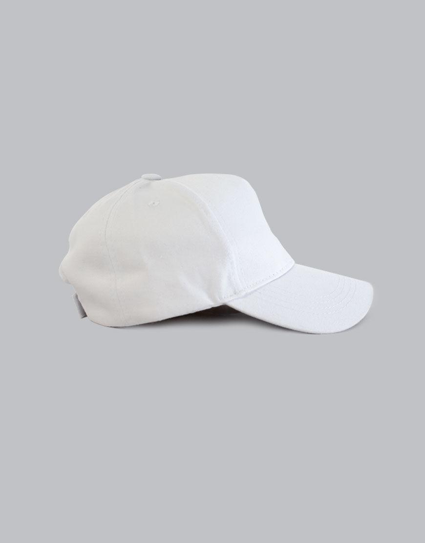white cap side