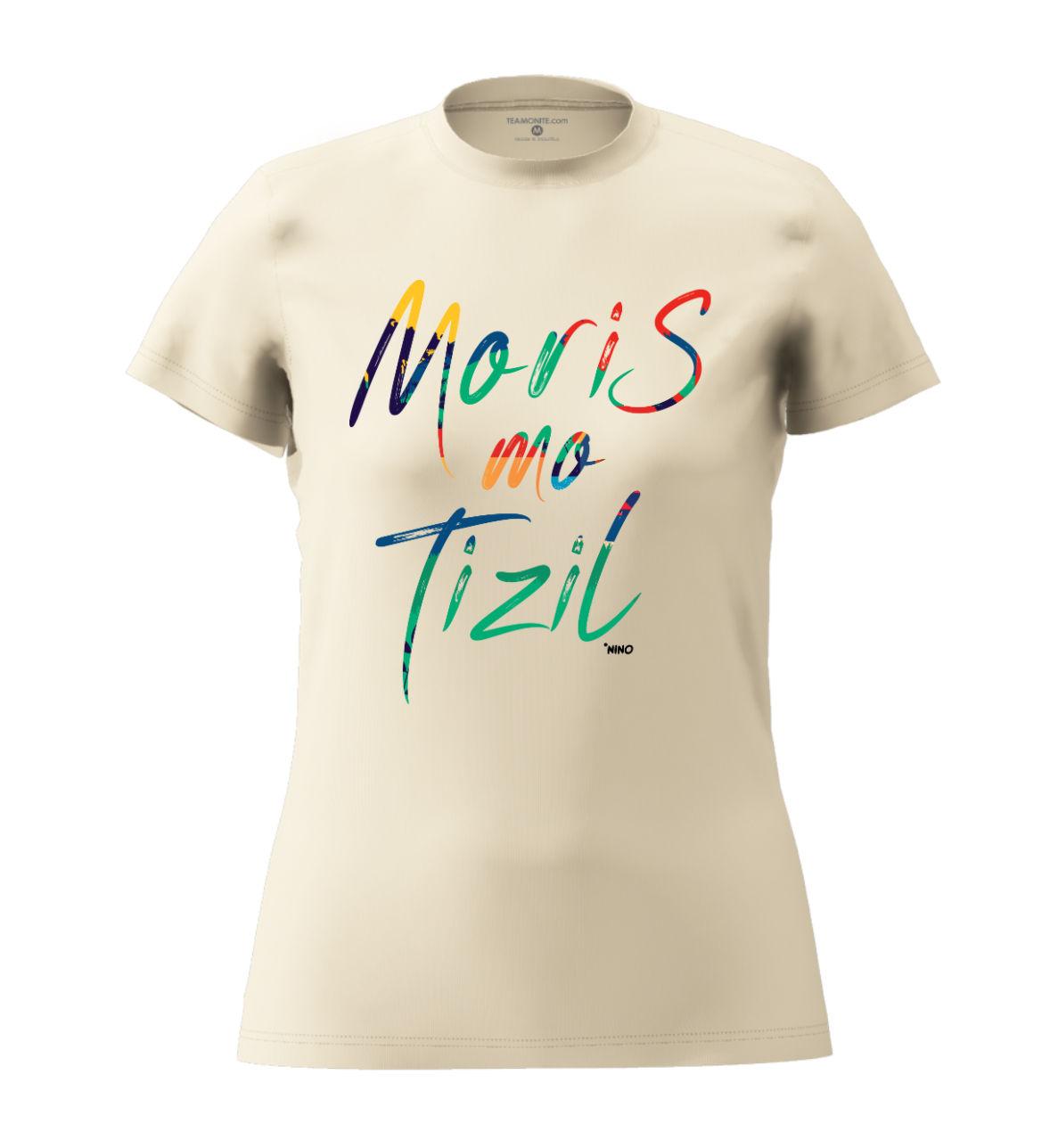 Women's Moris Mo Tizil T-shirt Beige