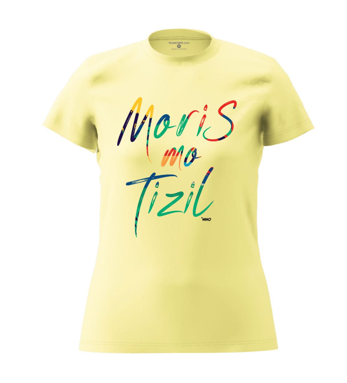 Women's Moris Mo Tizil T-shirt Yellow