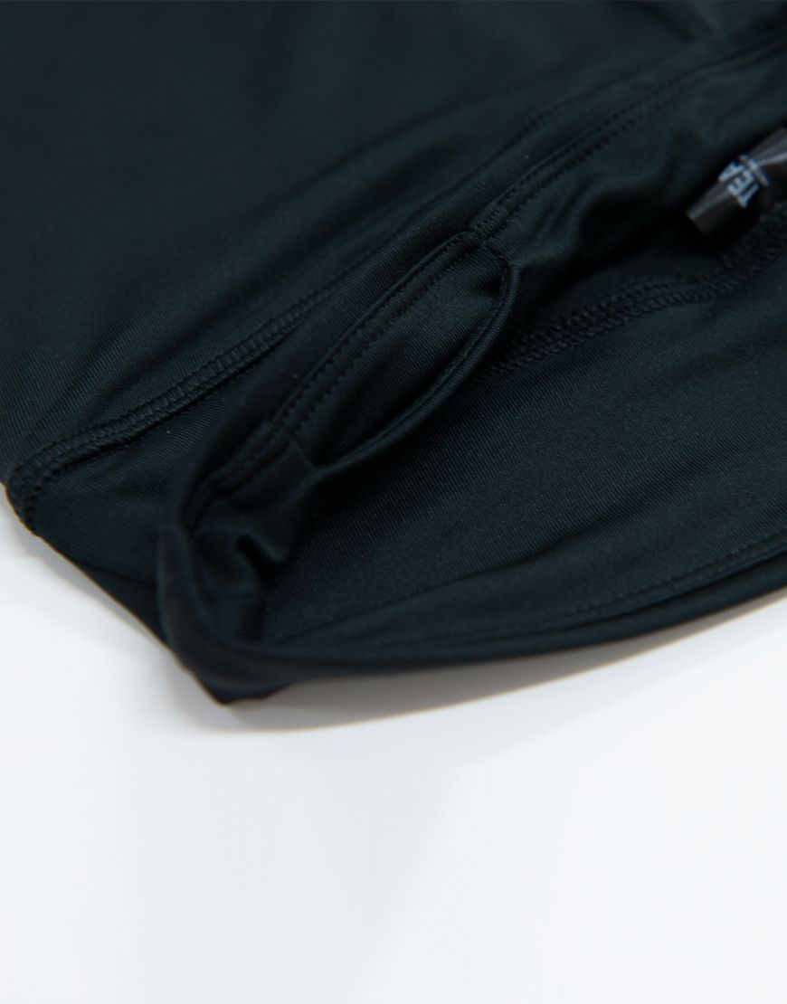 womens sports leggings black details