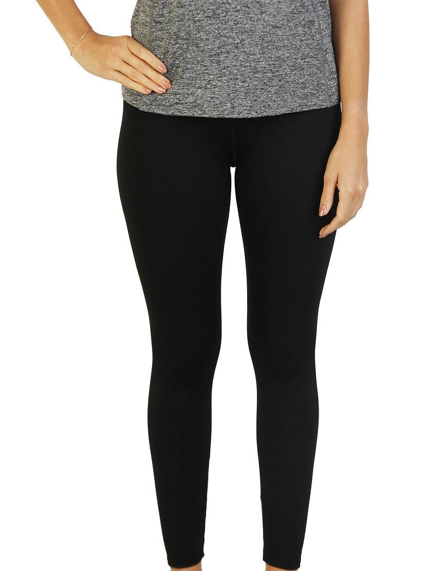 womens sports leggings black