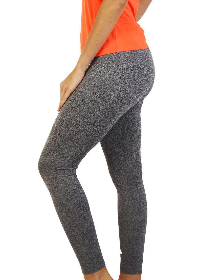 womens sports leggings grey left