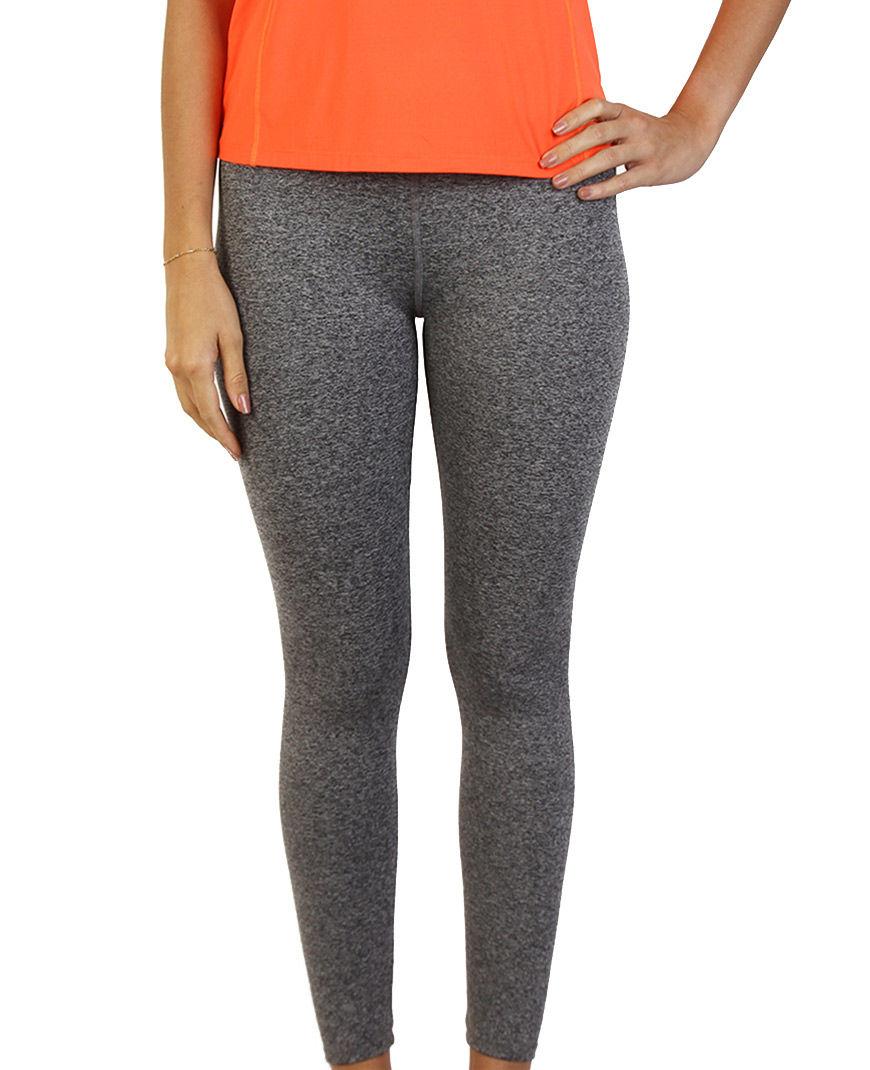 womens sports leggings grey