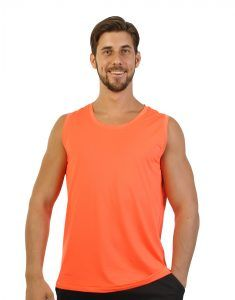 Fitness workout vest for men