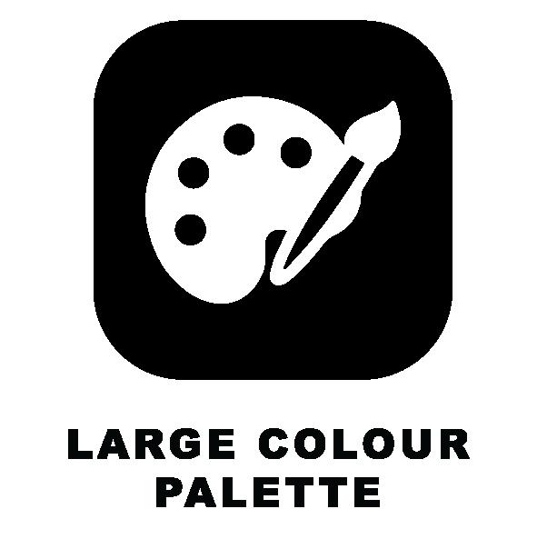 colour palette icon