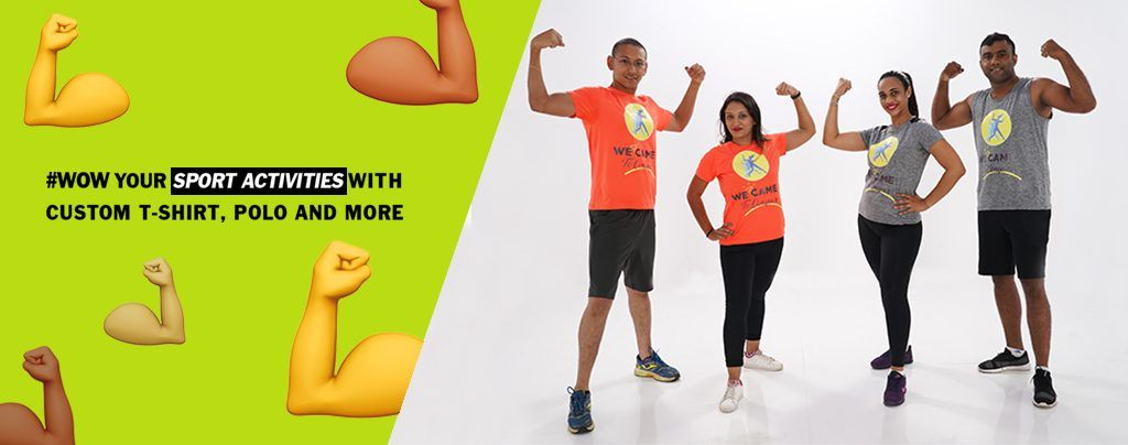Gym and fitness clothing Mauritius