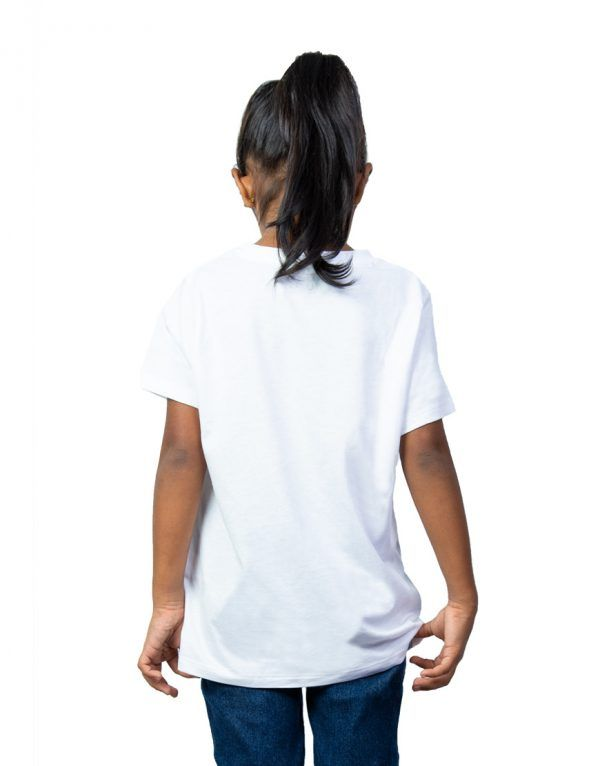 Kids' T-shirt white