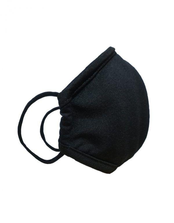 Remask 2.0 black face mask