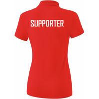 Erima Teamsport Polo Dames - Rood