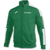 Joma Champion IV Polyestervest - Groen / Wit