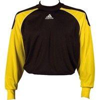 Adidas Precio Keepershirt Lange Mouw Kinderen - Zwart / Geel