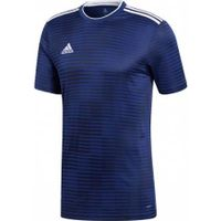 Adidas Condivo 18 Shirt Korte Mouw - Marine