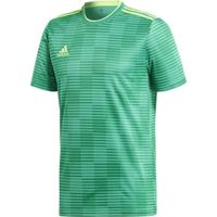 Adidas Condivo 18 Shirt Korte Mouw Kinderen - Groen