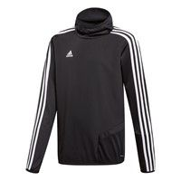Adidas Tiro 19 Warm Top Kinderen - Zwart / Wit