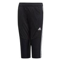 Adidas Tiro 19 3/4 Trainingsbroek Kinderen - Zwart / Wit
