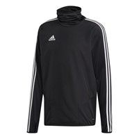 Adidas Tiro 19 Warm Top - Zwart / Wit
