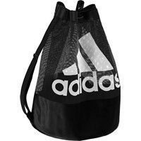 Adidas Ballennet Voor 10-12 Ballen - Zwart / Wit