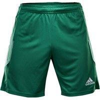Adidas Squadra 13 Short (met Binnenslip) - Groen / Wit