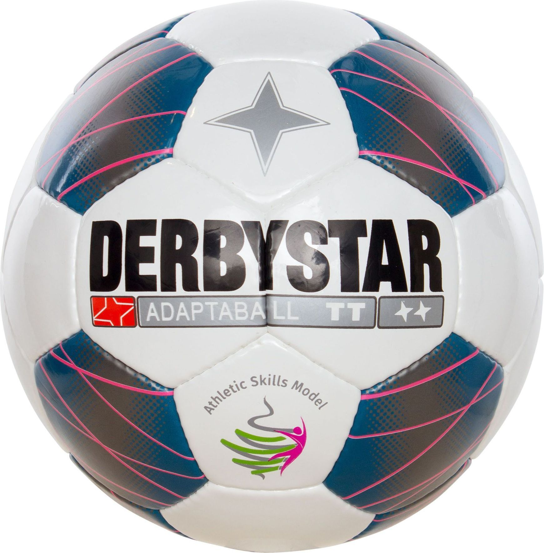 Derbystar Adaptaball Tt Kunstgrasbal - Wit