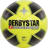 Derbystar Classic Tt Kunstgrasbal - Fluogeel
