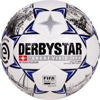 Derbystar Brillant Rembrandt 2019/2020 Wedstrijdbal - Wit / Blauw