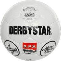 Derbystar Brillant Wedstrijdbal - Wit