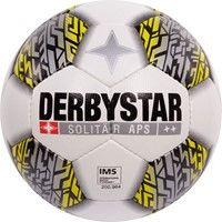 Derbystar Solitär Wedstrijdbal - Wit / Geel