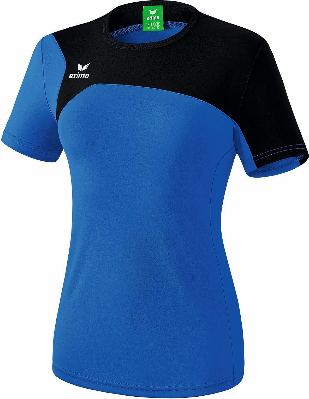 fe688c5e660 Erima Club 1900 2.0 T-Shirt Dames - New Royal / Zwart