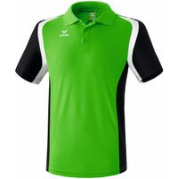 Erima Razor 2.0 Polo - Green / Zwart / Wit