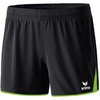 Erima 5-Cubes Short Dames - Zwart / Green Gecco
