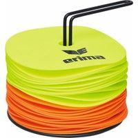 Erima Markeerschijven - Geel / Oranje