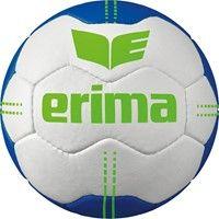 Erima Pure Grip No.1 Handbal - Wit / Blauw / Green