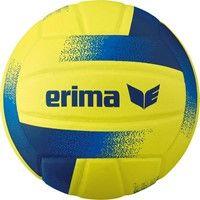 Erima King Of The Court Volleybal - Geel / Blauw