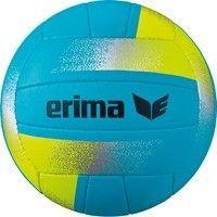 Erima King Of The Beach Volleybal - Aqua / Geel
