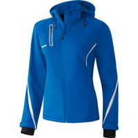 Erima Function Softshell Jas Dames - Royal / Wit