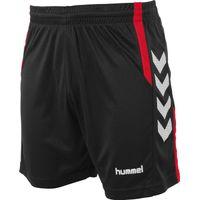 Hummel Aarhus Short - Zwart / Rood