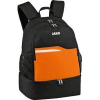 4e1fb715fe9 Jako Competition 2.0 Rugzak | Zwart / Fluo Oranje | Teamswear
