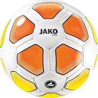 Jako Striker (3) Trainingsbal - Wit / Fluogeel / Fluo Oranje