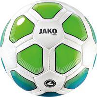 Jako Striker (5) Trainingsbal - Wit / Jako Blauw / Fluo Groen