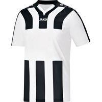 Jako Santos Shirt Korte Mouw Kinderen - Wit / Zwart