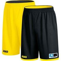 Jako Change 2.0 Reversible Short Kinderen - Zwart / Citroen
