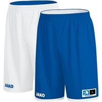 Jako Change 2.0 Reversible Short Kinderen - Royal / Wit