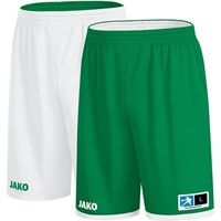 Jako Change 2.0 Reversible Short Kinderen - Sportgroen / Wit
