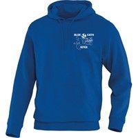 Jako Team Sweater Met Kap Dames - Royal