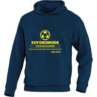 Jako Team Sweater Met Kap Dames - Marine