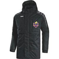 Jako Active Coach Jacket Kinderen - Zwart / Wit