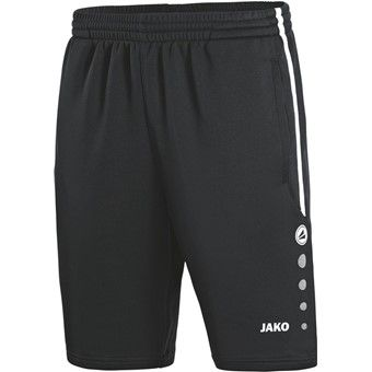 Picture of Jako Active Trainingsshort Kinderen - Zwart / Wit