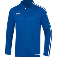 Jako Striker 2.0 Ziptop Kinderen - Royal / Wit